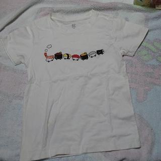 グラニフ(Design Tshirts Store graniph)のgraniph すしトレイン 130 キッズ Tシャツ(Tシャツ/カットソー)