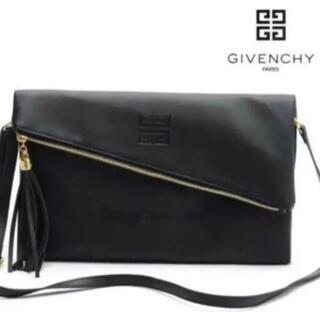 GIVENCHY - GW限定特価☆ GIVENCHY 新品 ショルダーバッグ クラッチ 2way 黒