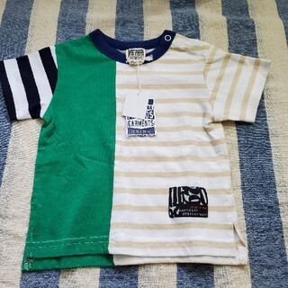 エフオーキッズ(F.O.KIDS)の新品未使用✩.*˚FOKIDS 半袖Tシャツ 80(Tシャツ)