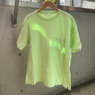 アンユーズド(UNUSED)のUNUSED 19ss Tシャツ アンユーズド(Tシャツ/カットソー(半袖/袖なし))