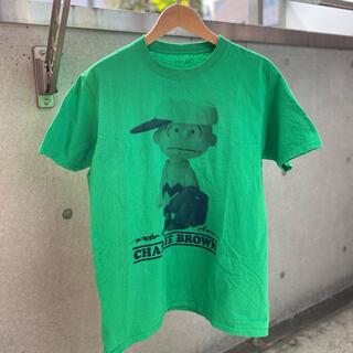 ピーナッツ(PEANUTS)のTOKION ピーナッツ Tシャツ チャーリー ブラウン(Tシャツ/カットソー(半袖/袖なし))