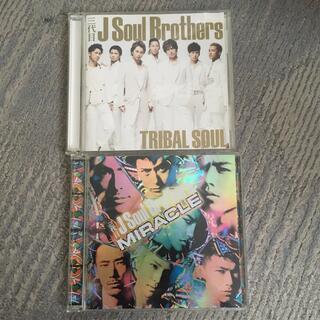 サンダイメジェイソウルブラザーズ(三代目 J Soul Brothers)の三代目 TRIBAL SOLU    MIRACLE(ミュージック)