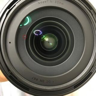 シグマ(SIGMA)のsigma 16mm F1.4 DC DN(レンズ(単焦点))