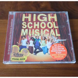 HIGH SCHOOL MUSICAL サウンドトラック(映画音楽)