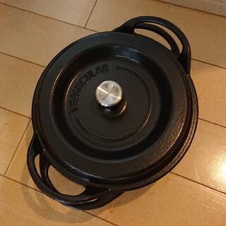 バーミキュラ(Vermicular)のVERMICULAR OVEN POT ROUND#22(鋳物ホーロー鍋)(鍋/フライパン)