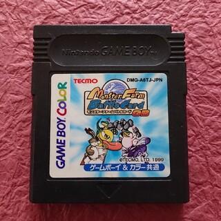 コーエーテクモゲームス(Koei Tecmo Games)のMonster Farm Battle Card GB(携帯用ゲームソフト)
