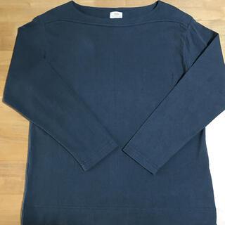 coen - コーエン カットソー Tシャツ グレー L