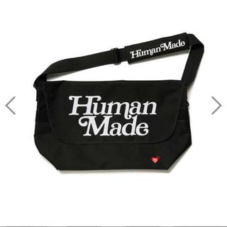 HUMAN MADE MESSENGER BAG