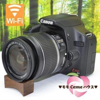 Canon - キャノン kiss X3★スマホに転送OK♪簡単操作の一眼レフ★1586
