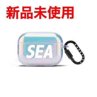 【新品未使用】wind and sea casetify airpods pro(ストラップ/イヤホンジャック)