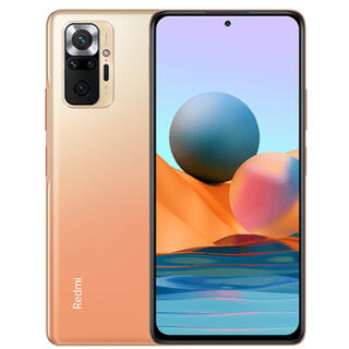 ANDROID - 【新品未開封】Redmi Note 10 Pro 128GB ブロンズ