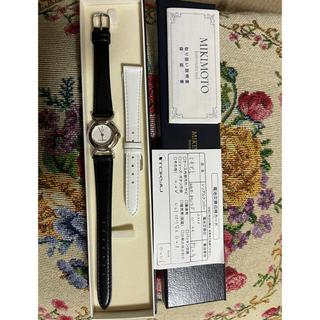 ミキモト(MIKIMOTO)の未使用❣️ミキモト❣️レディース腕時計❣️(腕時計)