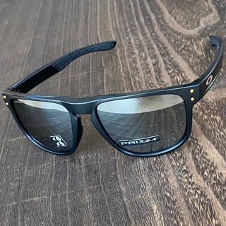 オークリー(Oakley)のオークリー ホルブルック R 偏光 プリズム ブラック サングラス ゴルフ 釣り(その他)