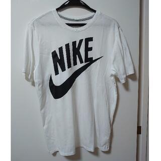 NIKE - NIKE  ビックロゴ Tシャツ  ホワイト