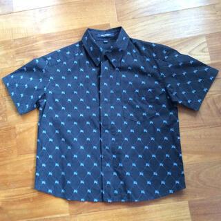 BURBERRY - BURBERRYシャツ120cm