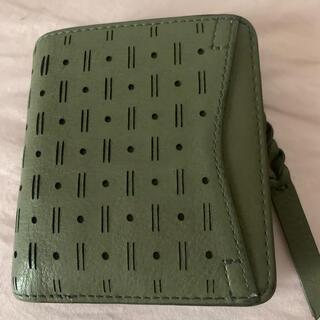 フォッシル(FOSSIL)のFOSSIL フォッシル折り財布(財布)