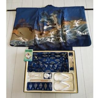 《BR》七五三羽織袴セット(和服/着物)