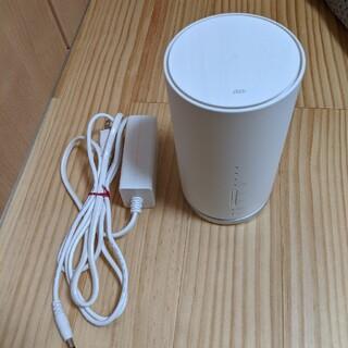 ファーウェイ(HUAWEI)のSpeed Wi-Fi HOME L01s HWS32(その他)