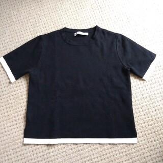 ZARA - ZARA  半袖セーター
