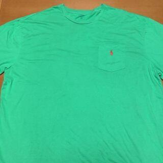 ポロラルフローレン(POLO RALPH LAUREN)のポロラルフローレン Tシャツ 刺繍ロゴ ビッグシルエット 3L(Tシャツ/カットソー(半袖/袖なし))