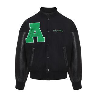 STUSSY - 国内発送 AFGK スタジャン ブルゾン Collage Jacket