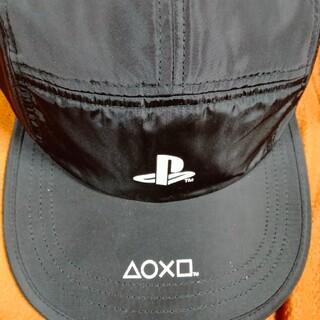 ジーユー(GU)のPlayStation帽子(帽子)