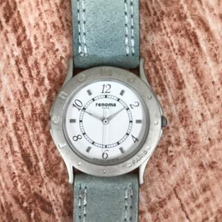 レノマ(RENOMA)のレノマ 腕時計 電池切れ(腕時計)