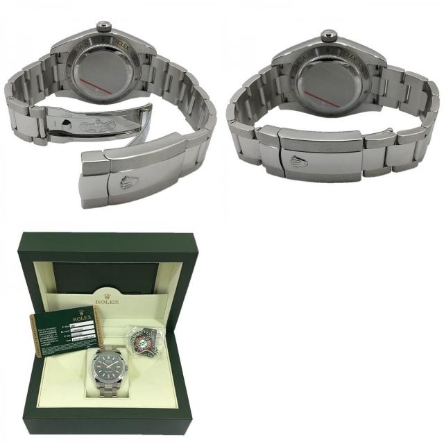 ROLEX(ロレックス)のロレックス ROLEX ミルガウス 腕時計 メンズ【中古】 メンズの時計(その他)の商品写真