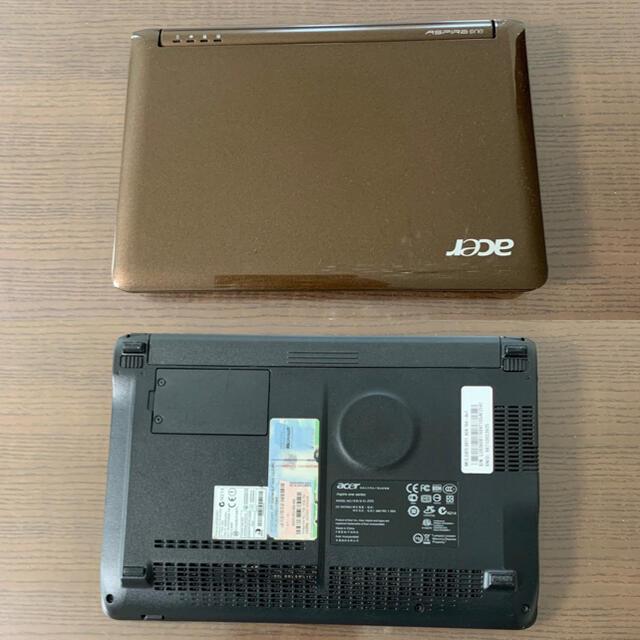 Acer(エイサー)のノートパソコン acer   フルセット スマホ/家電/カメラのPC/タブレット(ノートPC)の商品写真