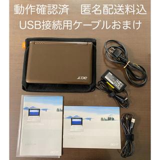 エイサー(Acer)のノートパソコン acer   フルセット(ノートPC)
