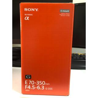 SONY - SEL70350G E 70-350mm F4.5-6.3 G OSS 美品