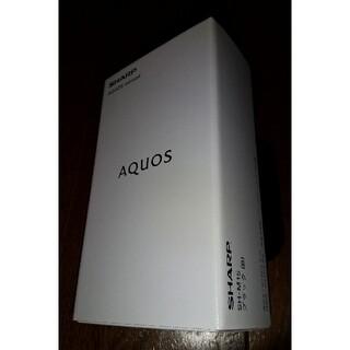 アクオス(AQUOS)のSHARP AQUOS sense4 SH-M15(スマートフォン本体)