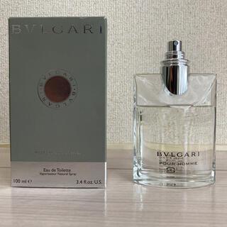 ブルガリ(BVLGARI)の香水 ブルガリ プールオム オード トワレ 100ml(香水(男性用))