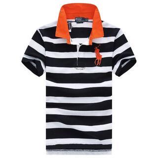 ポロラルフローレン(POLO RALPH LAUREN)の新品 メンズ  POLOシャツ 半袖   ポロシャツ Tシャツ 329(Tシャツ/カットソー(半袖/袖なし))