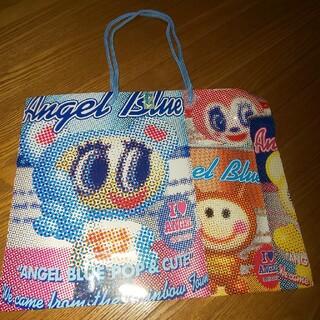 エンジェルブルー(angelblue)のエンジェルブルー 紙袋(ショップ袋)