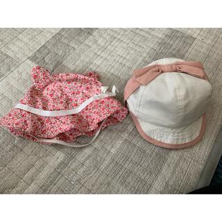 プティマイン(petit main)のプティマイン 46センチ帽子セット(帽子)