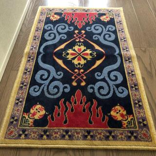 ディズニー(Disney)のアラジンの絨毯(玄関マット)