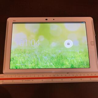 富士通 - 10.1インチ Androidタブレット ARROWS Tab  FJT21