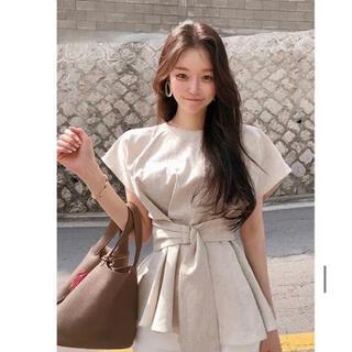 dholic - ブラウス 韓国ファッション Tシャツ