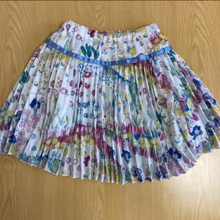 ハッカキッズ(hakka kids)のハッカキッズ 100 プリーツ スカート(スカート)