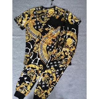 ヴェルサーチ(VERSACE)の・✽゚ヴェルサーチ ロングパンツ+Tシャツ(その他)