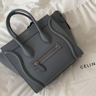 celine - セリーヌ ラゲージ ハンドバッグ