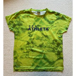 ATHLETA - アスレタ Tシャツ トレーニングウエア ウェア 半袖