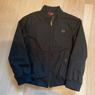 FRED PERRY - FRED PERRY キッズブルゾン
