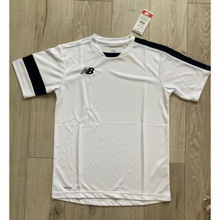 ニューバランス(New Balance)の【訳あり】150cm ニューバランス jr トレーニングシャツ Tシャツ(Tシャツ/カットソー)