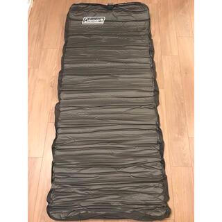 コールマン(Coleman)のコールマン  キャンパーインフレーターマットハイピーク シングル(寝袋/寝具)