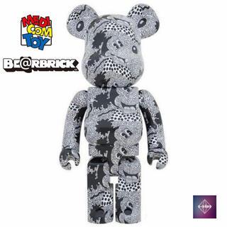 メディコムトイ(MEDICOM TOY)のベアブリック 1000% Keith Haring Mickey Mouse(その他)