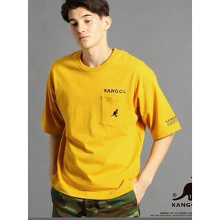 カンゴール(KANGOL)のNICOLE/KANGOLコラボ Tシャツ(Tシャツ/カットソー(半袖/袖なし))