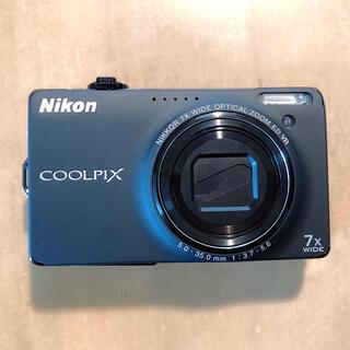 ニコン(Nikon)のNikon COOLPIX Style COOLPIX S6000 (コンパクトデジタルカメラ)