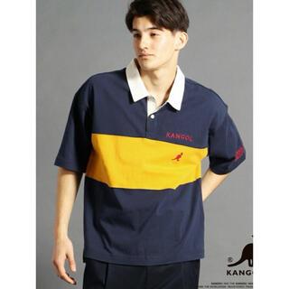 カンゴール(KANGOL)のKANGOL ビックシルエット(ポロシャツ)